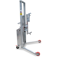 Drum Lifter (Angled Legs - Electric) Astrolift