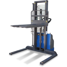 Electric Straddle Stacker (Auto-levelling) Astrolift