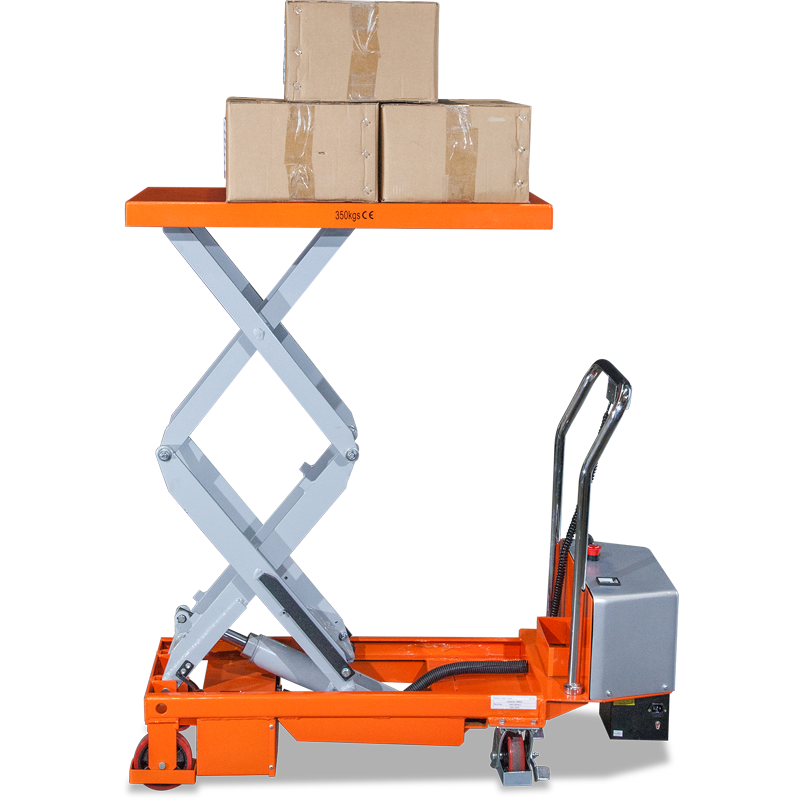 Mobile Scissor Lift Trolley (Electric-Lift)