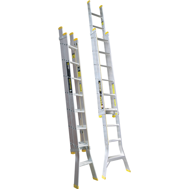 Extension Ladders - Heavy-Duty