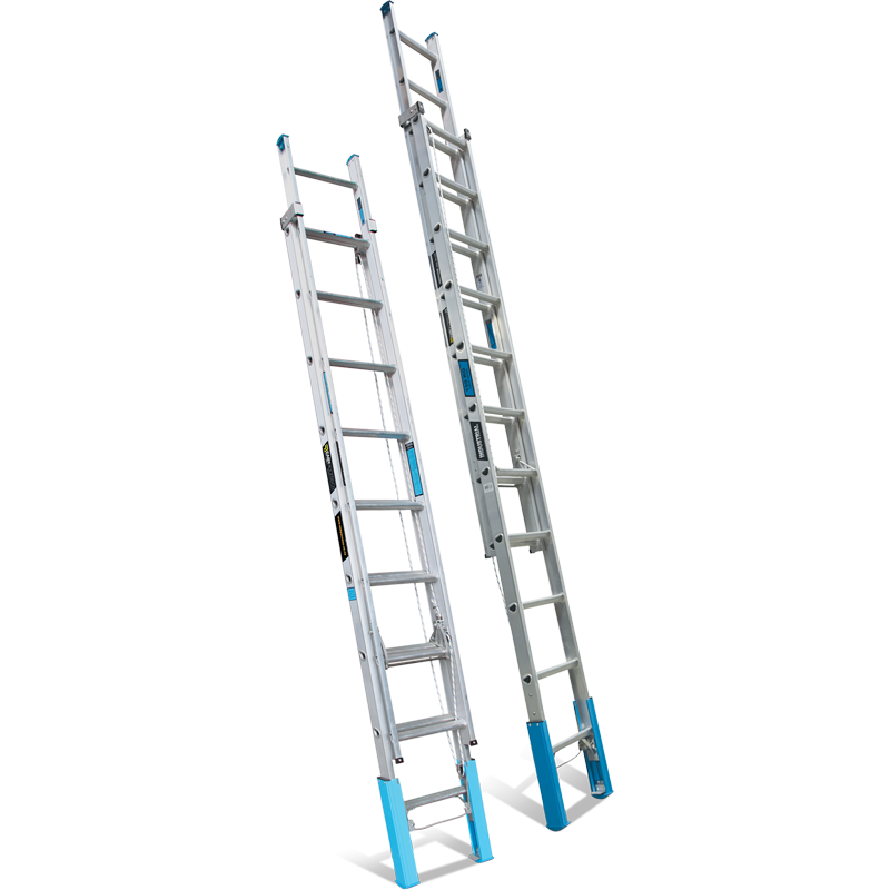 Extension Ladders - Levelling-Feet