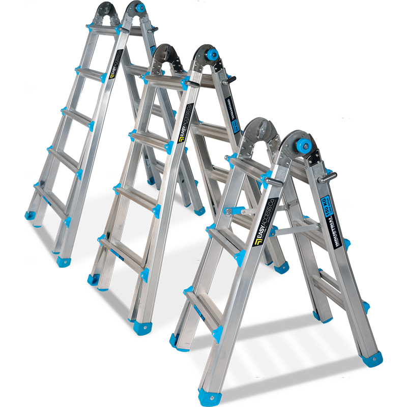 Step Ladders - Telescopic